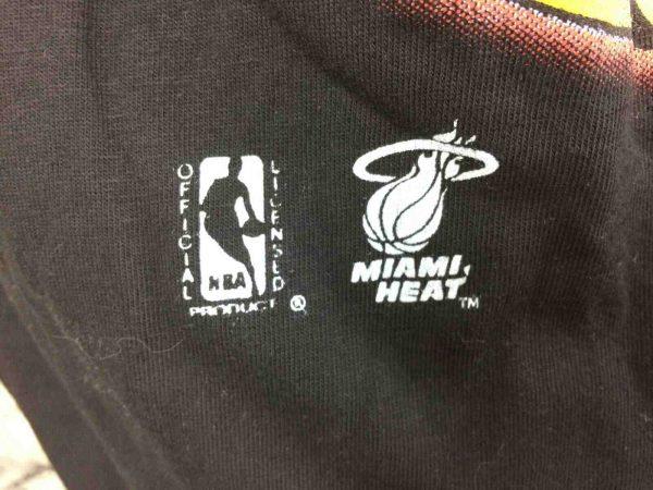 Magic Johnson Ts T Shirt Miami Heat Vintage Gabba Vintage 4 - Magic Johnson Ts T-ShirtMiami Heat Vintage 90s