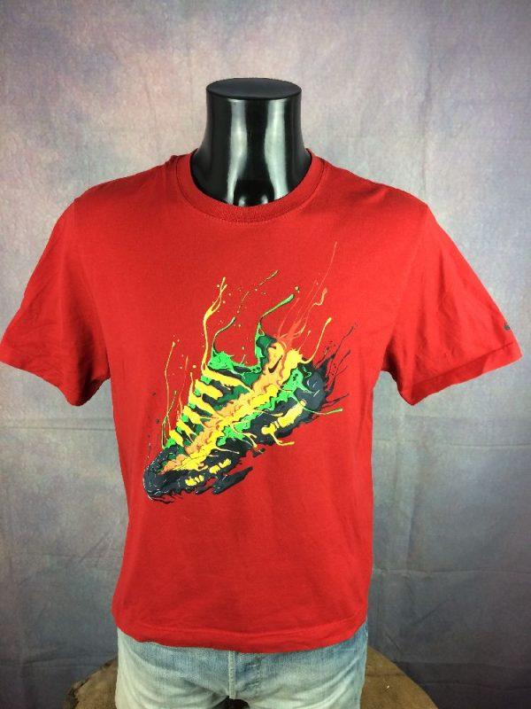 NIKE T-Shirt Air Basket Sneakers Sportwear - Gabba Vintage
