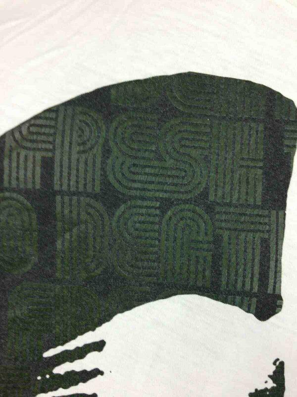 NIKE T Shirt Fresh Beat Basketball Air Rap Gabba Vintage 1 - NIKE T-Shirt Fresh Beat Basketball Air Rap