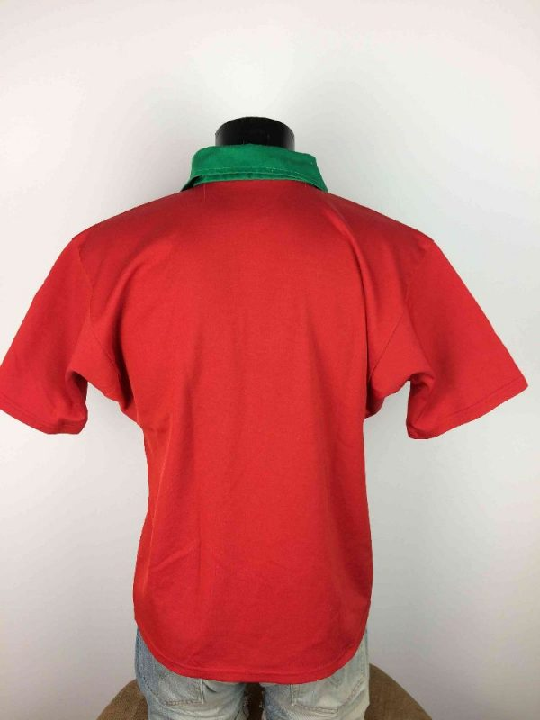 NIMES Maillot Vintage 90s Made in France Gabba Vintage 1 - NIMES Maillot Vintage 90s Made in France