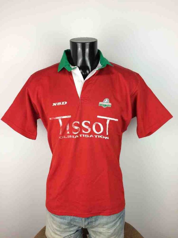 NIMES Maillot Vintage 90s Made in France - Gabba Vintage