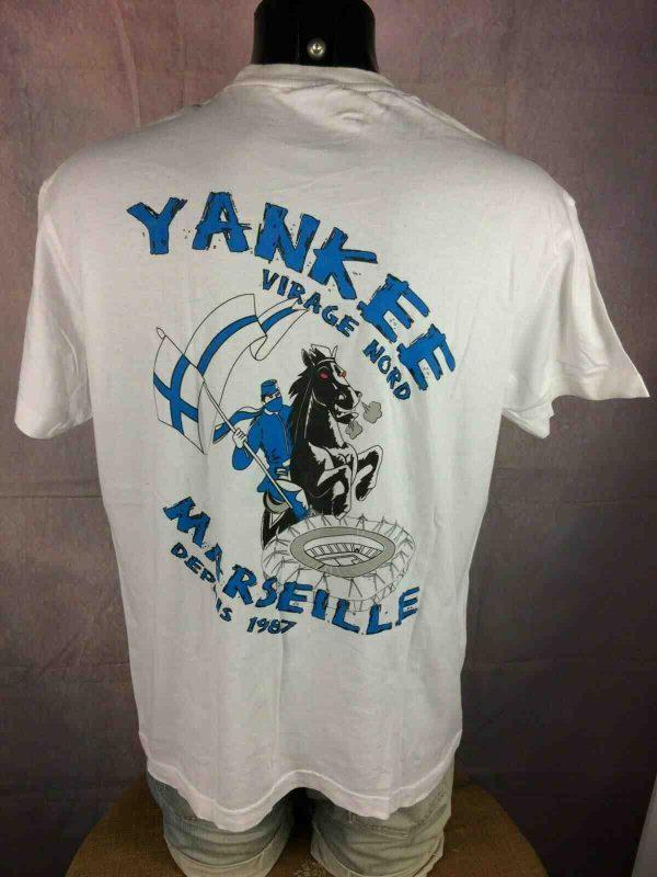 OM T Shirt Marseille PSG Finale 2006 Vintage Gabba Vintage 2 - OM T-Shirt Marseille PSG Finale 2006 Vintage