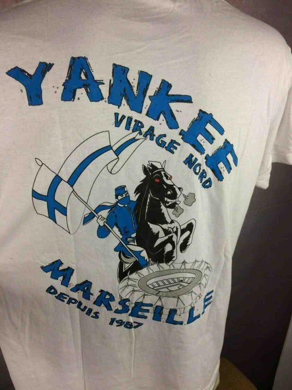 OM T Shirt Marseille PSG Finale 2006 Vintage Gabba Vintage 4 - OM T-Shirt Marseille PSG Finale 2006 Vintage