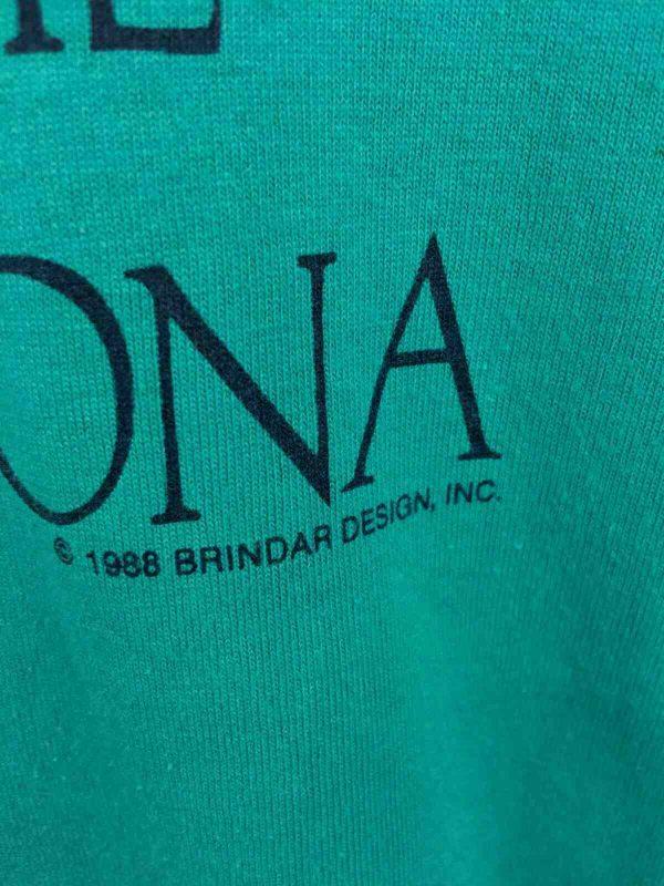 ONEITA T Shirt Made in USA Vintage 1988 80s Gabba Vintage 3 - ONEITA T-Shirt Made in USA Vintage 1988 80s