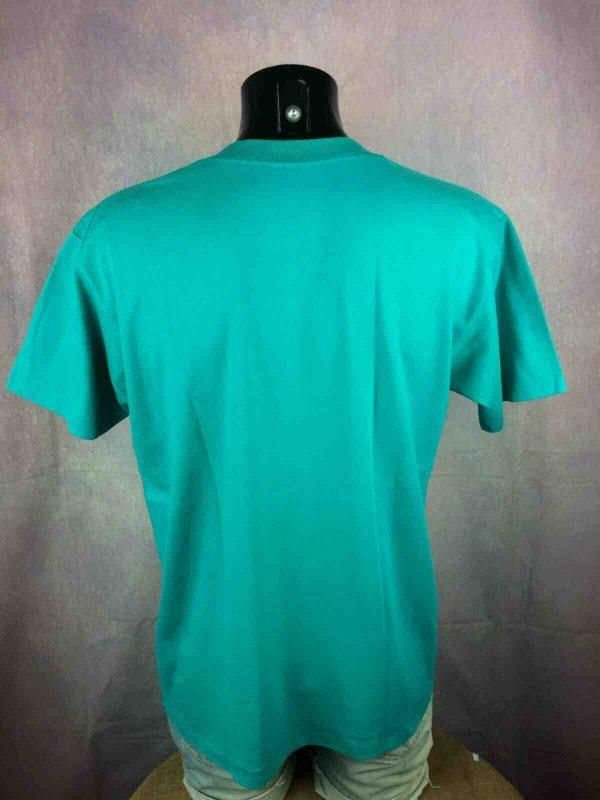 ONEITA T Shirt Made in USA Vintage 1988 80s Gabba Vintage 5 - ONEITA T-Shirt Made in USA Vintage 1988 80s