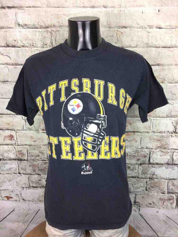 PITTSBURGH STEELERS T-Shirt Vintage 1998 NFL - Gabba Vintage