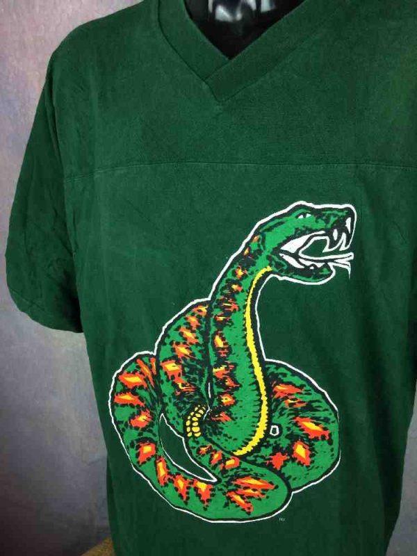 RATTLERS T-Shirt Vintage 90s Florida Snake - Gabba Vintage