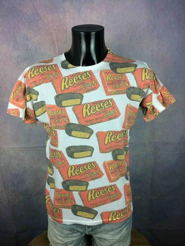 REESE T-Shirt Official Peanut Butter Cups - Gabba Vintage (1)