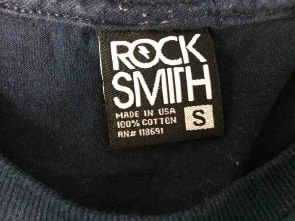 ROCKSMITH T Shirt Girls Made In Usa Neon Gabba Vintage 1 - ROCKSMITH T-Shirt Girls Made In Usa Neon