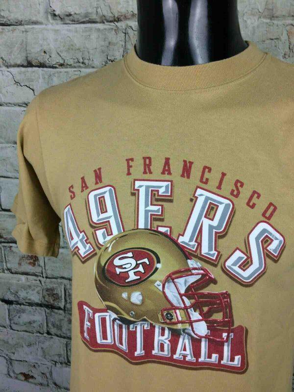 SAN FRANCISCO 49ers T-Shirt Reebok Vintage - Gabba Vintage