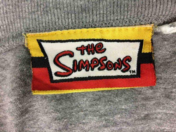 SIMPSONS T Shirt Extreme Sport Vintage 2004 Gabba Vintage 3 - SIMPSONS T-Shirt Extreme Sport Vintage 2004