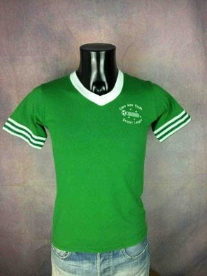 SOFFE T-Shirt Made in USA Vintage 80s Soccer - Gabba Vintage (1)
