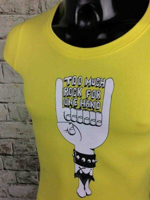 SPUK-T-Shirt-Too-Much-Rock-For-One-Hand-Neuf-Gabba-Vintage-2.jpg