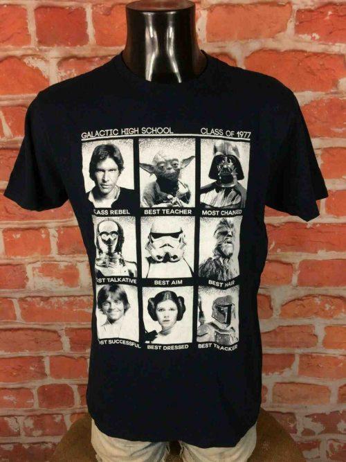 STAR WARS T-Shirt Class of 1977 Official - Gabba Vintage (2)
