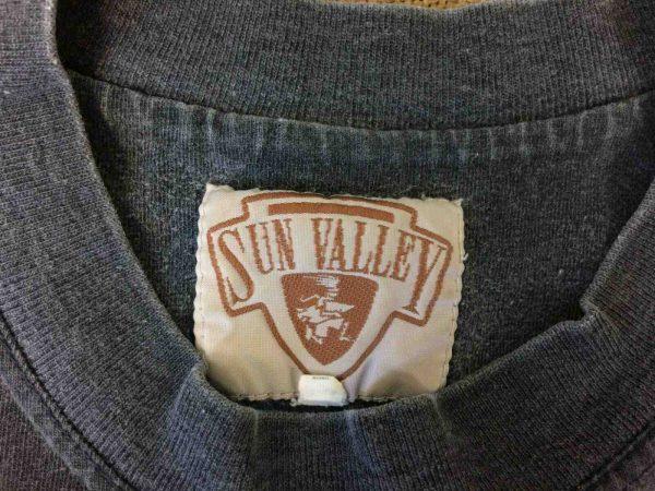 SUN VALLEY T Shirt Vintage 90s Design Rave Gabba Vintage 3 - SUN VALLEY T-Shirt Vintage Années 90s Tribal