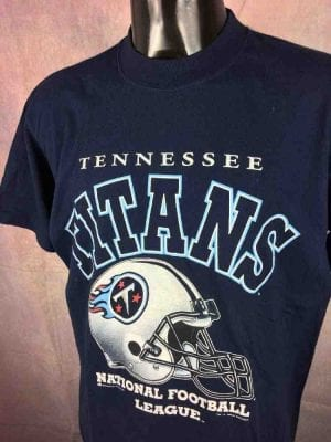TENNESSEE TITANS T-Shirt Vintage 00s NFL - Gabba Vintage