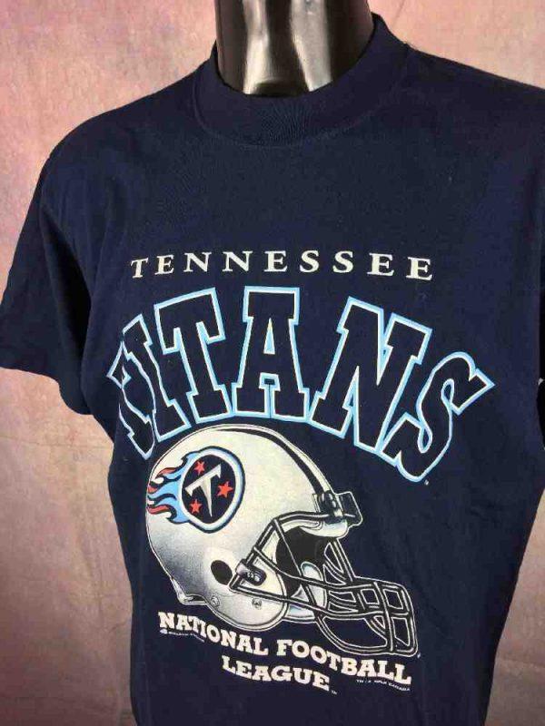 TENNESSEE TITANS T-Shirt Vintage 00s NFL - Gabba Vintage