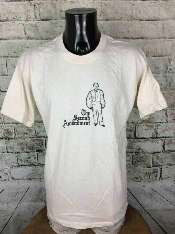 THE SECOND AMENDMENT T Shirt Vintage 00s USA Gabba Vintage 2 - THE SECOND AMENDMENT T-Shirt Vintage 00s USA