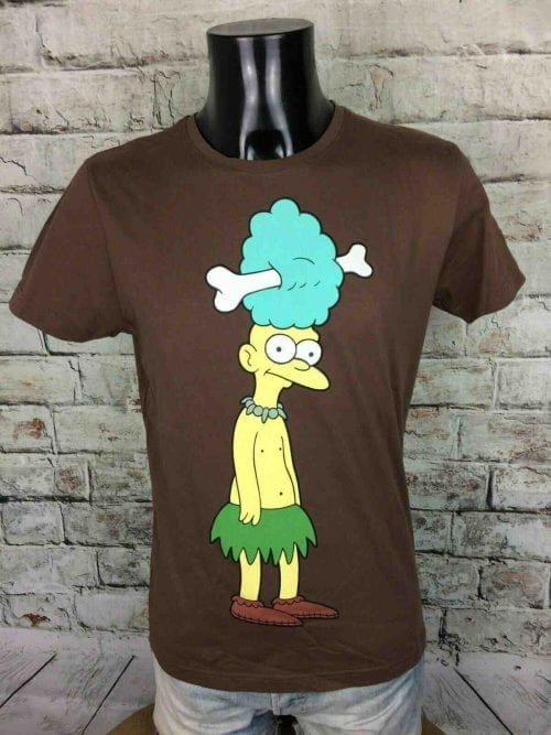 THE SIMPSONS T-Shirt Sideshow Mel Official - Gabba Vintage (1)