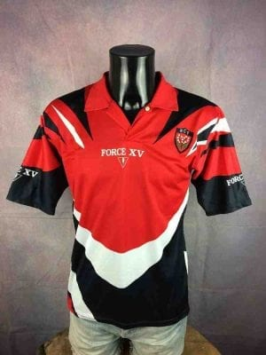 TOULON Racing Club Maillot 2000 Vintage Rugby - Gabba...
