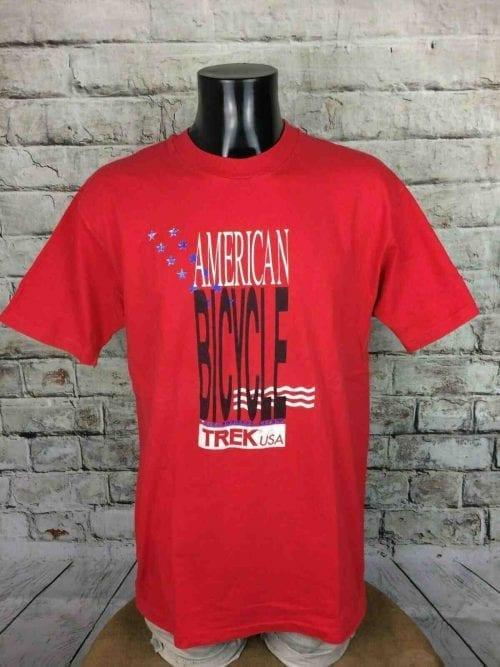 TREK T-Shirt Hanes Made in USA Vintage 90 - Gabba Vintage (3)