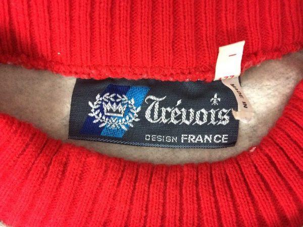 TREVOIS SweatShirt Vintage 90s Unisex Sport Gabba Vintage 1 rotated - TREVOIS SweatShirt Vintage 90s Unisex Sport
