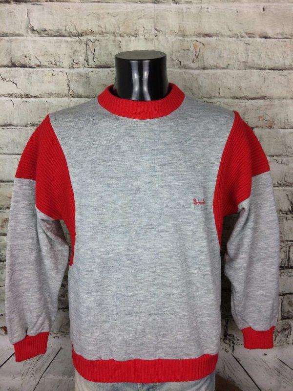 TREVOIS SweatShirt Vintage 90s Unisex Sport - Gabba Vintage