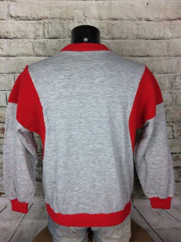 TREVOIS SweatShirt Vintage 90s Unisex Sport Gabba Vintage 4 - TREVOIS SweatShirt Vintage 90s Unisex Sport