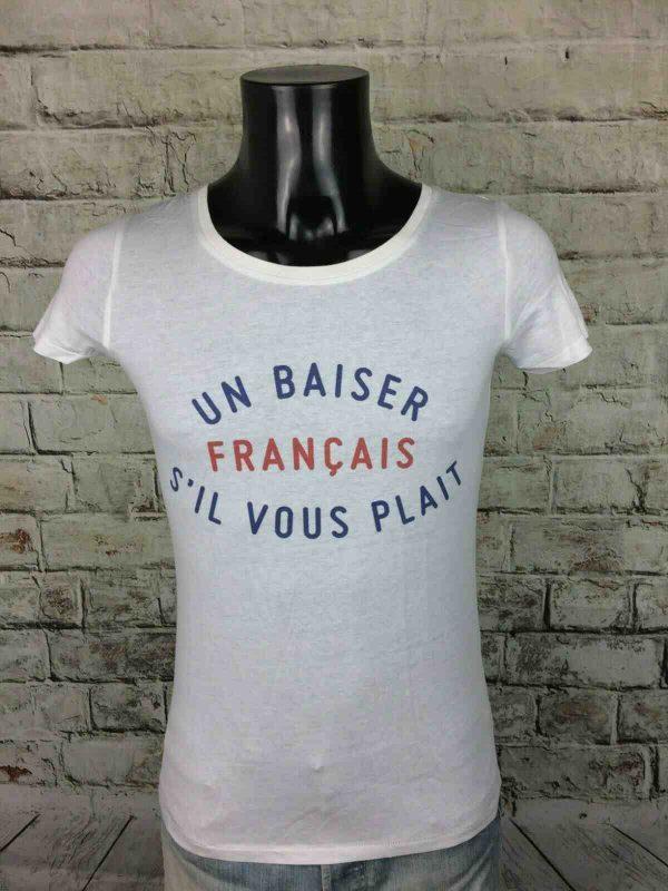 UN BAISER FRANCAIS SIL VOUS PLAIT T Shirt Gabba Vintage 3 - UN BAISER FRANÇAIS S'IL VOUS PLAIT T-Shirt