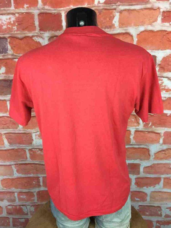 UTAH UTES T Shirt Made in USA Vintage 80s Gabba Vintage 5 - UTAH UTES T-Shirt Made in USA Vintage 80s