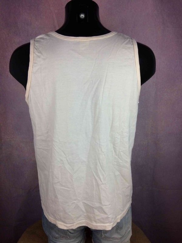 WE BE JAMMIN Tank Top Vintage 90s St Lucia Gabba Vintage 1 - WE BE JAMMIN Tank Top Vintage 90s St Lucia