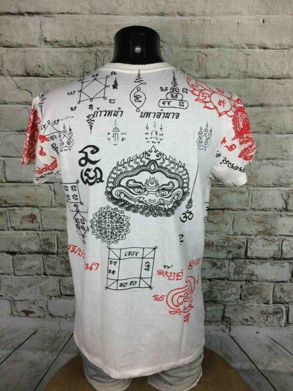 WORK T Shirt Thai Tattoo Made in Thailand Gabba Vintage 3 - WORK T-Shirt Thai Tattoo Made in Thailand