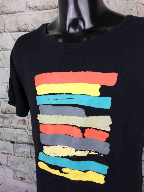 YING YING T-Shirt Art Painting Design Colors - Gabba Vintage