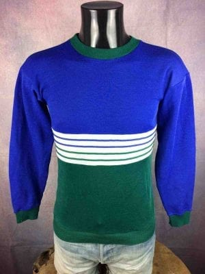 3 SUISSES Sweatshirt Made in France Vintage - Gabba Vintage