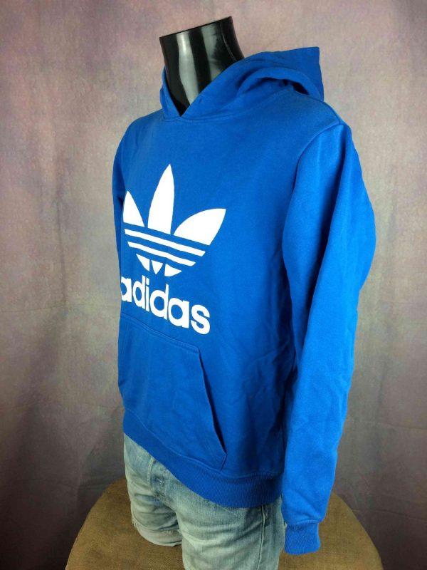 ADIDAS Sweatshirt Originals Big Logo Y2K Gabba Vintage 3 - ADIDAS Sweatshirt Originals Big Logo Y2K