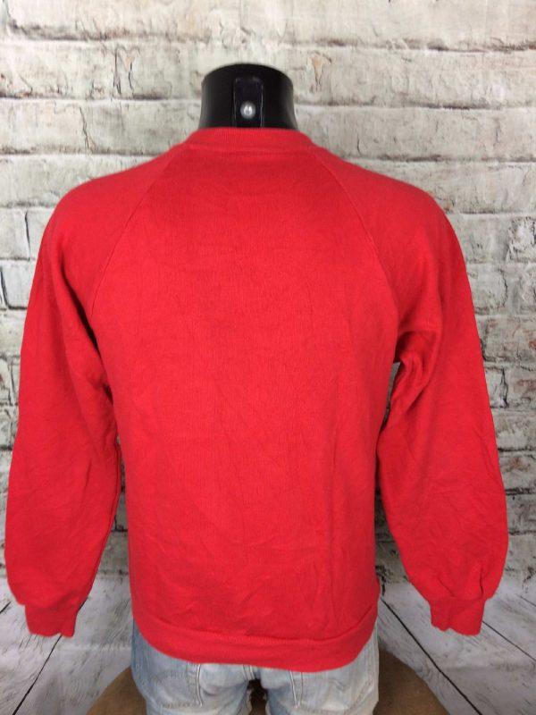 ARKANSAS RAZORBACK Sweatshirt Vintage 90s NFL Gabba.. 1 - ARKANSAS RAZORBACK Sweatshirt Vintage 90s NFL