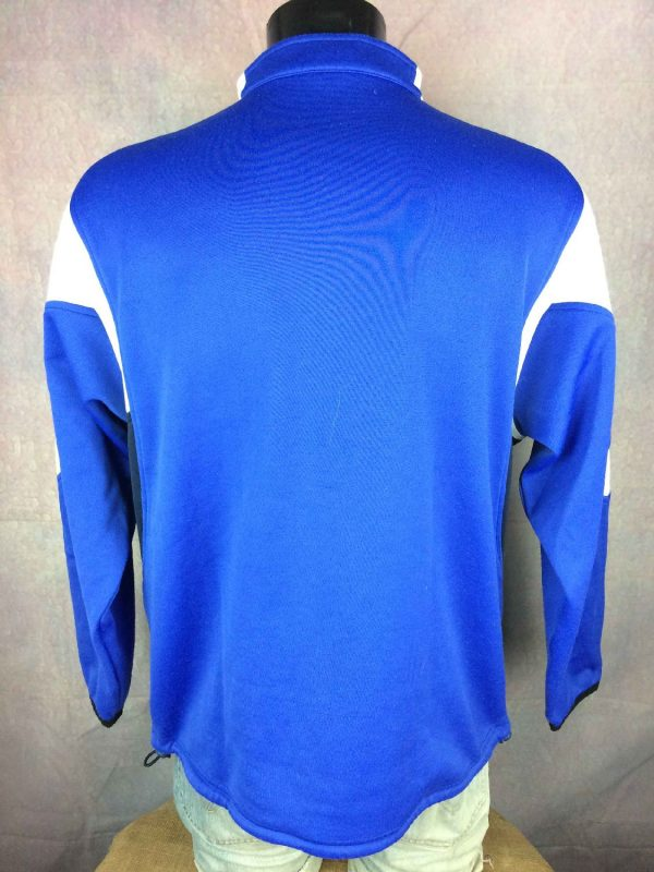 AUXERRE Sweatshirt Uhlsport 2004 2006 AJA Gabba Vintage 4 - AUXERRE Sweatshirt Uhlsport 2004 2006 AJA