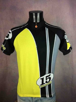 CASTELLI Made in Italy Maillot Vintage 00s #15 - Gabba...