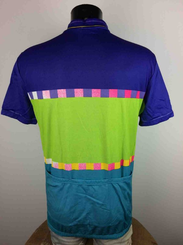 CASTELLI Made in Italy Maillot Vintage 90s Gabba Vintage 1 - CASTELLI Made in Italy Maillot Vintage 90s