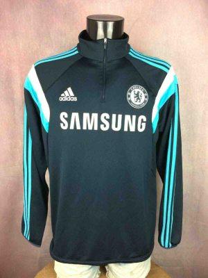CHELSEA FC Sweatshirt Adidas 2014 Training - Gabba Vintage