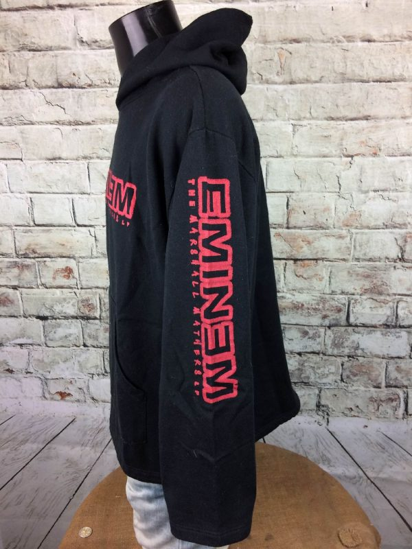 EMINEM Sweatshirt Marshall Mathers LP Vintage Gabba.. 3 - EMINEM Sweatshirt Marshall Mathers LP Vintage
