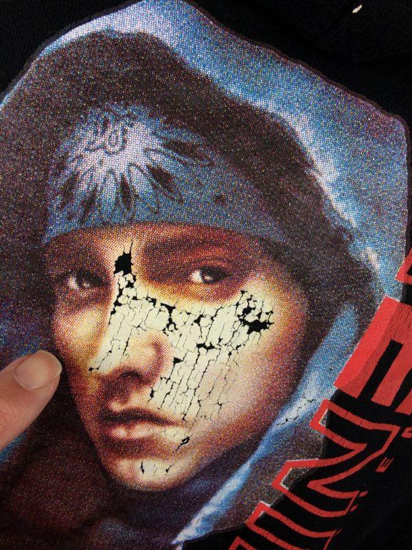 EMINEM Sweatshirt Marshall Mathers LP Vintage Gabba.. 5 - EMINEM Sweatshirt Marshall Mathers LP Vintage