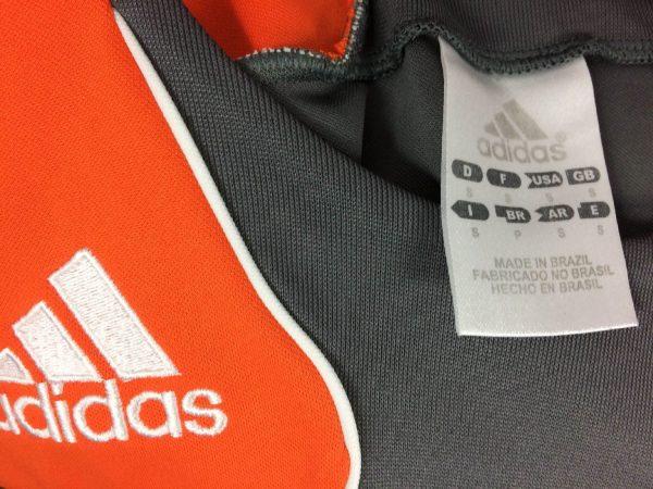 FLUMINENSE Sweatshirt Adidas 2008 Training Gabba Vintage 4 rotated - FLUMINENSE Sweatshirt Adidas 2008 Training