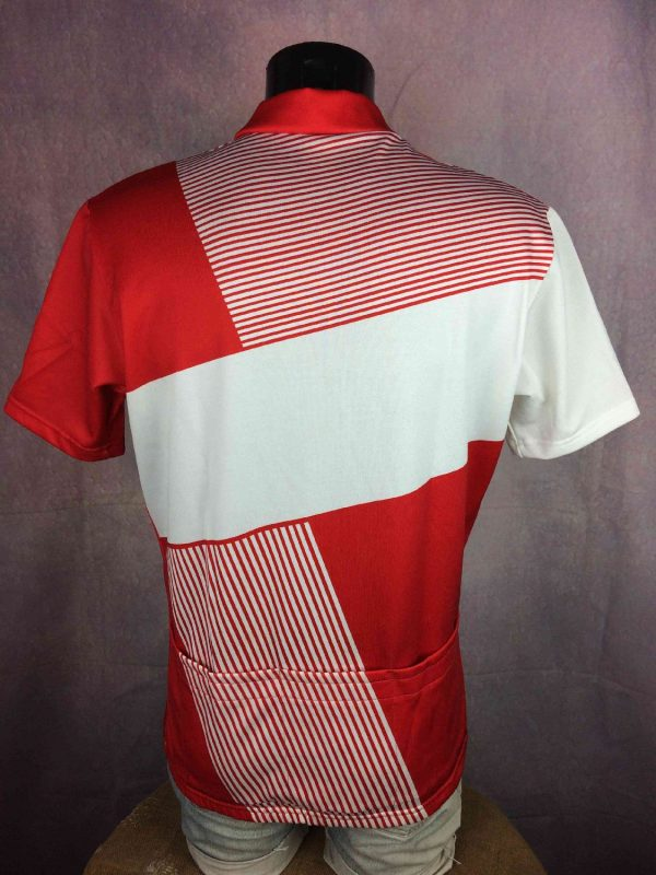 GARCHES Maillot Made in France Vintage 80s Gabba Vintage 1 - GARCHESMaillot Made in France Vintage 80s