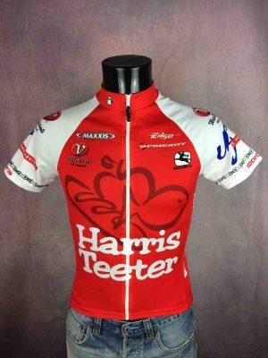 GIORDANA Maillot Harris Teeter Cycling USA - Gabba Vintage (2)