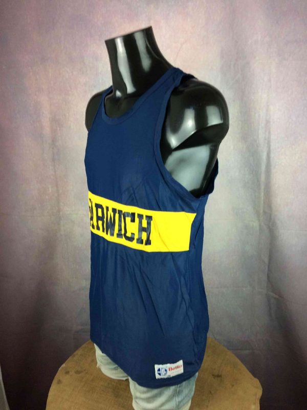 HARWICH Maillot Made in USA Vintage 80s Gabba Vintage 4 - HARWICH Maillot Made in USA Vintage 80s