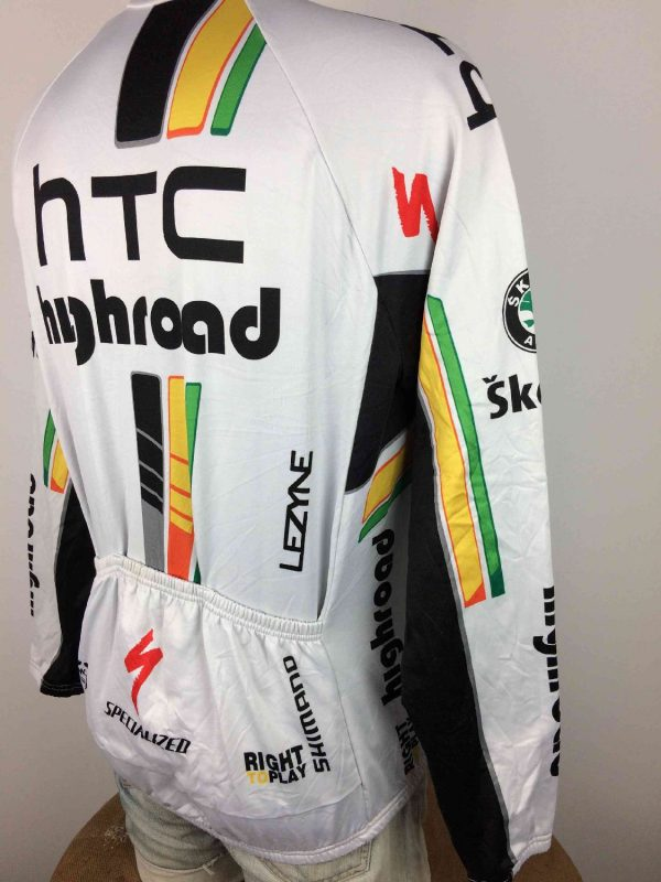 HTC Highroad Specialized Veste 2011 Team MOA Gabba Vintage 1 - HTC Highroad Specialized Veste 2011 Team MOA