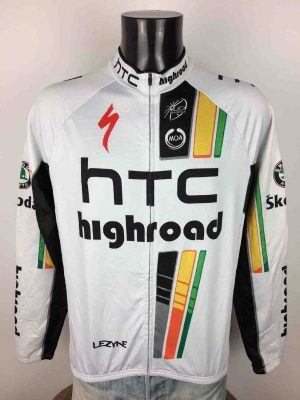 HTC Highroad Specialized Veste 2011 Team MOA - Gabba Vintage