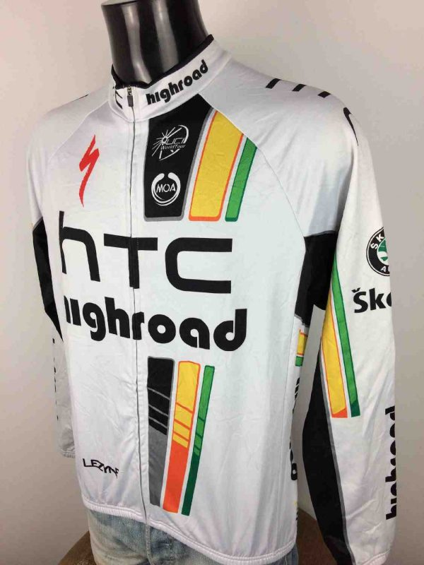 HTC Highroad Specialized Veste 2011 Team MOA Gabba Vintage 3 - HTC Highroad Specialized Veste 2011 Team MOA