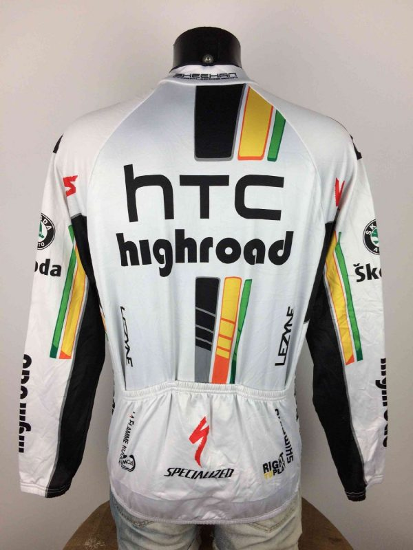 HTC Highroad Specialized Veste 2011 Team MOA Gabba Vintage 4 - HTC Highroad Specialized Veste 2011 Team MOA